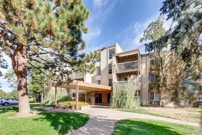 Denver Condo/Townhouse Under Contract: 1300 South Parker Road #213