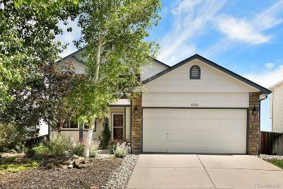 Centennial Single Family Home Under Contract: 19901 East Radcliff Place