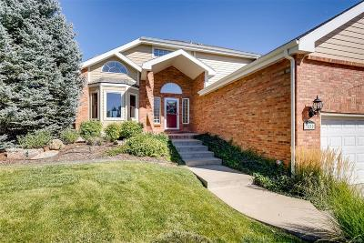 Wheat Ridge Single Family Home Active: 3880 Pierson Street