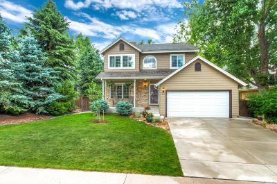 Northridge Single Family Home Under Contract: 936 Brittany Way