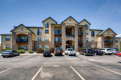 Englewood Condo/Townhouse Under Contract: 7292 South Blackhawk Street #2-204