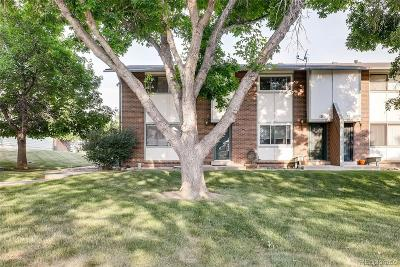 Broomfield Condo/Townhouse Under Contract: 9 Evergreen Street
