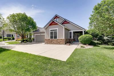 Longmont Single Family Home Active: 714 Windflower Drive