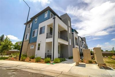 Denver Condo/Townhouse Active: 4190 East Warren Avenue #2