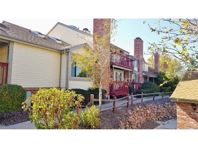 Aurora Condo/Townhouse Under Contract: 4231 South Fairplay Circle #B