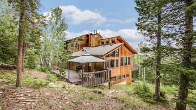 Evergreen Single Family Home Active: 31864 Snowshoe Road