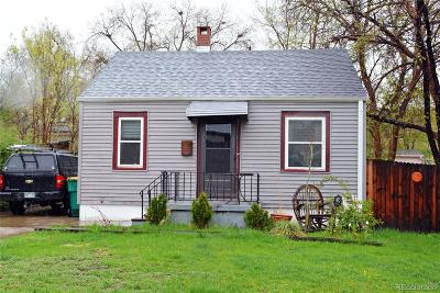Englewood Single Family Home Active: 3420 South Grant Street