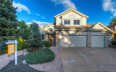 Littleton Single Family Home Under Contract: 7160 South Pierson Street
