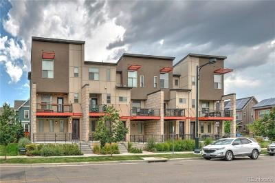 Denver Condo/Townhouse Under Contract: 9036 East 50th Avenue