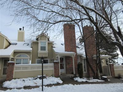 Littleton Condo/Townhouse Active: 2892 West Long Circle #G