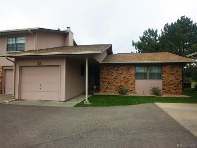 Greeley Condo/Townhouse Under Contract: 3405 West 16th Street #23E