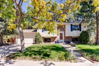 Aurora Single Family Home Active: 3838 South Pitkin Circle