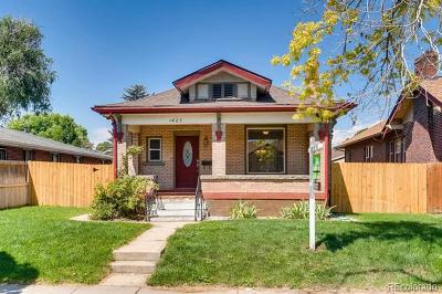 Castle Rock, Conifer, Cherry Hills Village, Greenwood Village, Englewood, Lakewood, Denver Single Family Home Active: 1425 King Street