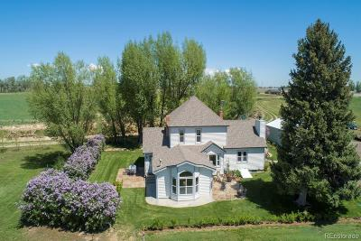 Eaton Single Family Home Under Contract: 12733 County Road 76
