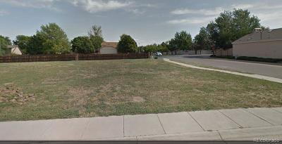 Arapahoe County Residential Lots & Land Active: 2192 South Lansing Court