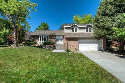 Englewood Single Family Home Active: 6255 South Elmira Circle