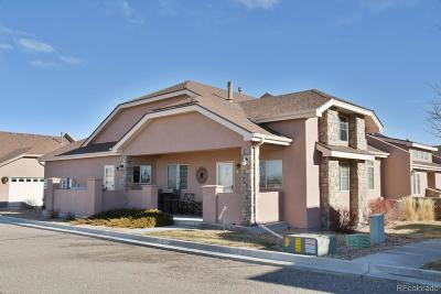 Commerce City Condo/Townhouse Under Contract: 15501 East 112th Avenue #21A