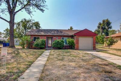 Wheat Ridge Single Family Home Active: 6540 West 46th Avenue