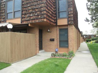 Condo/Townhouse Active: 6466 Welch Court