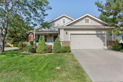 Wheat Ridge Single Family Home Active: 4061 Miller Way