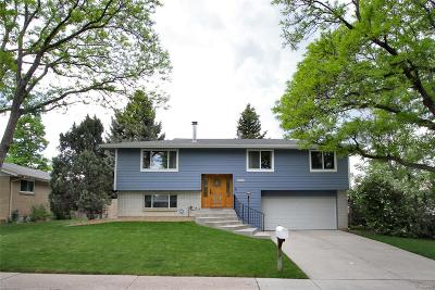 Single Family Home Active: 13094 East Exposition Drive