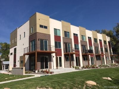 Arvada Condo/Townhouse Active: 6008 Wadsworth Boulevard #D