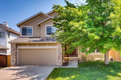 Highlands Ranch Single Family Home Under Contract: 7055 Newhall Drive