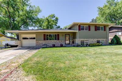Arvada Single Family Home Active: 6630 West 70th Avenue