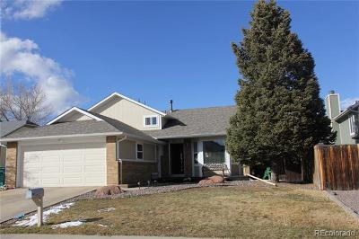 Arvada Single Family Home Active: 6257 West 68th Place