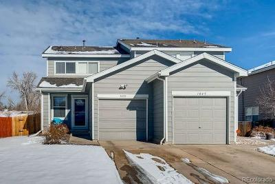 Denver Condo/Townhouse Under Contract: 1035 East 78th Place