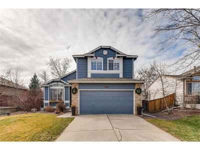 Highlands Ranch Single Family Home Under Contract: 5265 Weeping Willow Circle