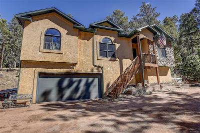 Larkspur CO Single Family Home Under Contract: $400,000