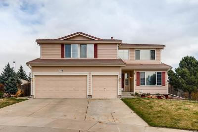 Denver Single Family Home Active: 4778 Ireland Court
