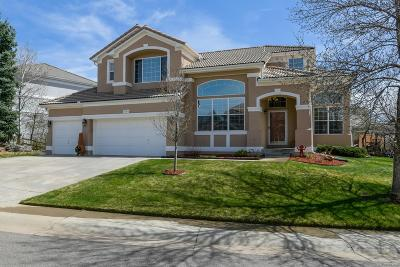 Lone Tree Single Family Home Under Contract: 9734 Tall Grass Circle
