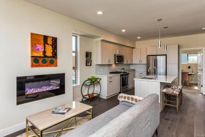 Denver Condo/Townhouse Sold: 3500 East 31st Avenue