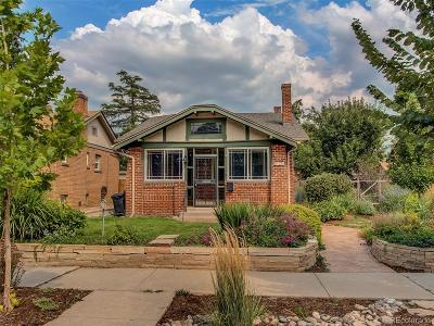 Denver Single Family Home Active: 2650 Dexter Street