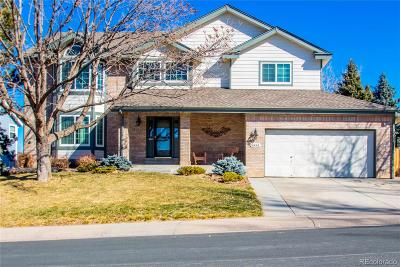 Highlands Ranch Single Family Home Under Contract: 9441 Chesapeake Street