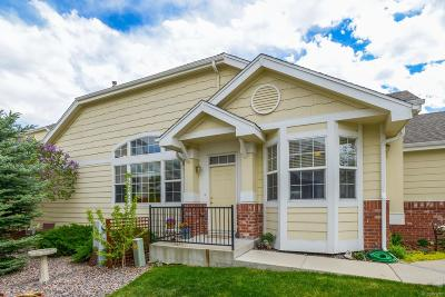 Castle Rock Condo/Townhouse Active: 3104 Newport Circle #75
