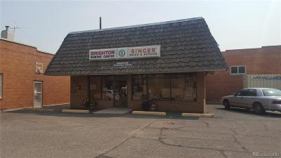 Brighton CO Commercial Active: $230,001