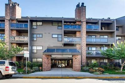 Denver Condo/Townhouse Active: 350 Detroit Street #409