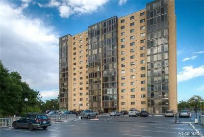 Condo/Townhouse Under Contract: 7877 East Mississippi Avenue #204