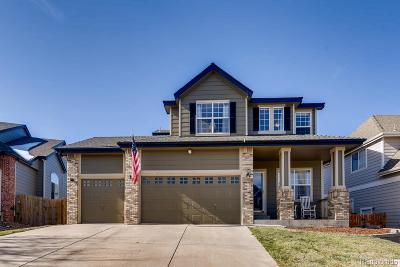 Parker CO Single Family Home Active: $445,000