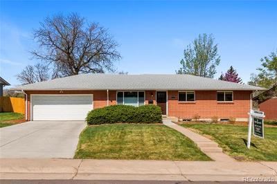 Single Family Home Active: 3441 South Ivy Way