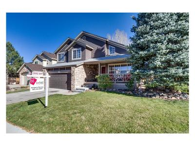 Highlands Ranch Single Family Home Active: 9158 Sugarstone Circle