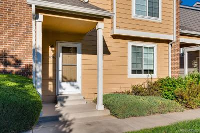 Highlands Ranch Condo/Townhouse Under Contract: 836 Summer Drive #3
