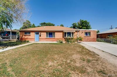 Thornton Single Family Home Active: 9070 Lilly Court