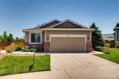 Highlands Ranch Single Family Home Under Contract: 10302 Kelliwood Way