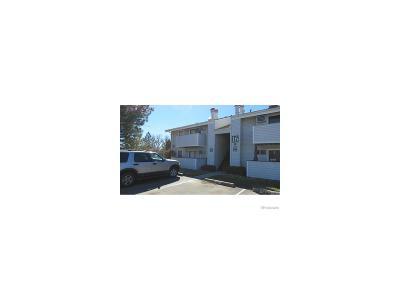 Denver Condo/Townhouse Under Contract: 10150 East Virginia Avenue #207
