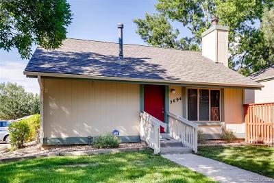 Aurora Single Family Home Active: 3694 South Danube Circle
