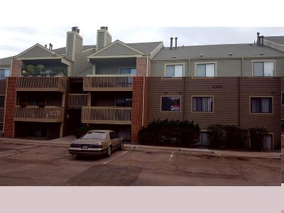Arvada Condo/Townhouse Under Contract: 6350 Oak Street #207